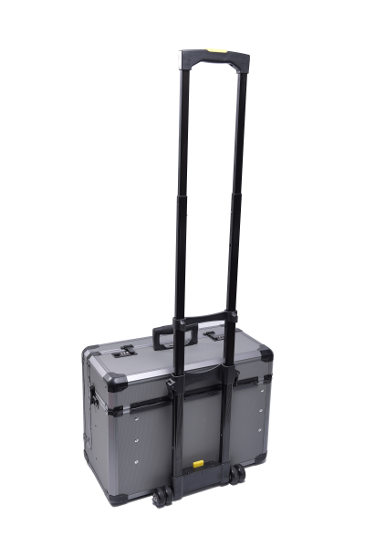 HTC Vive+laptop transport case with trolley