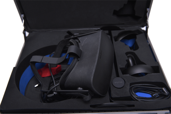 Oculus Rift CV1 transport case mini- Realwelt CV1 Mini