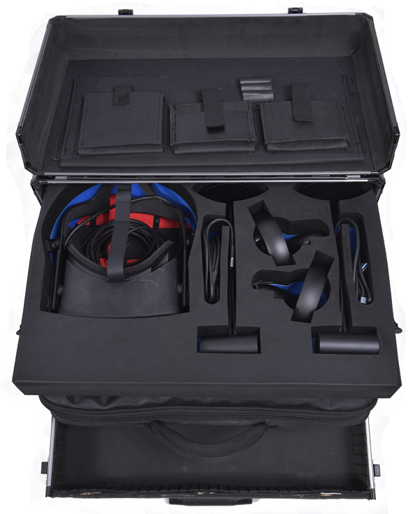 Oculus Rift CV1+laptop transport case